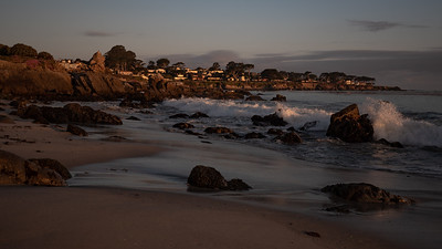 Monterey, Pacific Grove and Big Sur