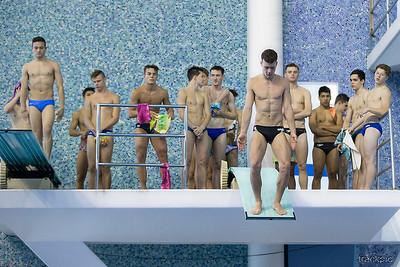 LEN European Junior Champs Diving - Friday