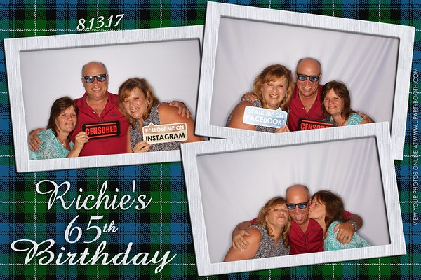 Richie's 65th Birthday