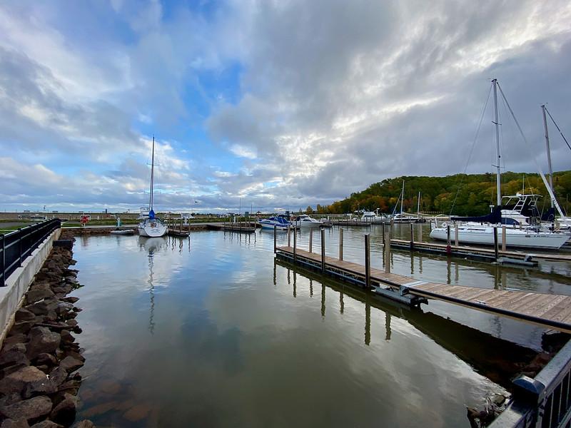 Saxon Harbor WI