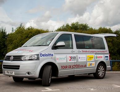 Tour De Jct600 Lincoln To Rotherham 24.08.14