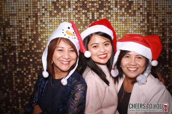 Kyocera Holiday Party 12.6.19