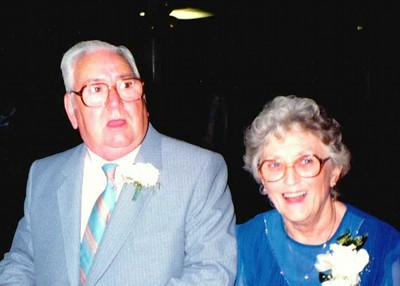 Jack & Barbara's 50th Anniversary