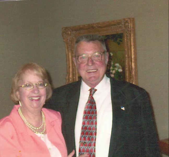 Mom & Dad 50th Anniversary May 2002