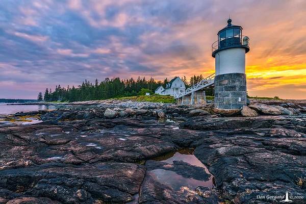 Marshall Point Lighthouse - 2020