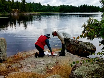 2017 Boundary Waters Canoe Area Wilderness