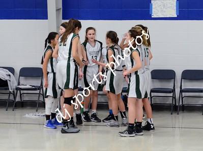 Holy Trinity vs St Raphael Girls Basketball