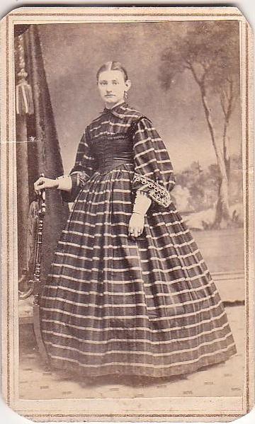 Civil War era clothing inspiration