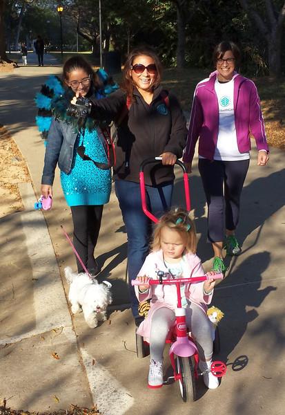 CCHS Triple F Walk (Oct 25 Food, Fun, Fitness)