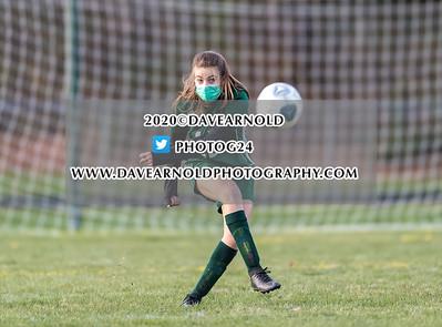 11/4/2020 - Girls Varsity Soccer - Newmarket vs Dover