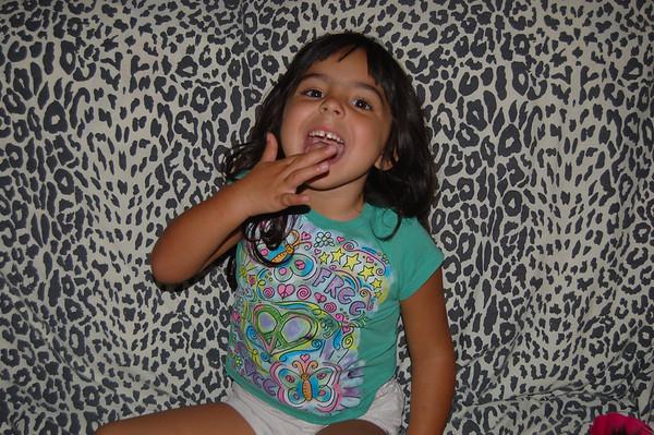 Violet June 21, 2013