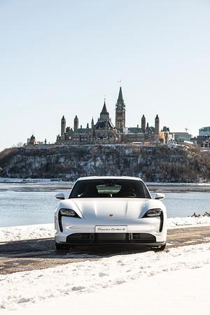 Porsche Taycan Ottawa
