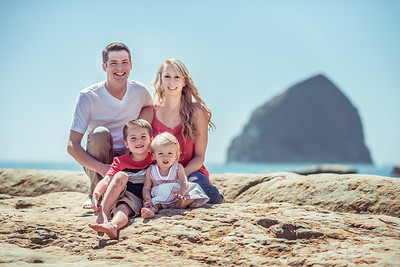 Byerley Family Beach Session