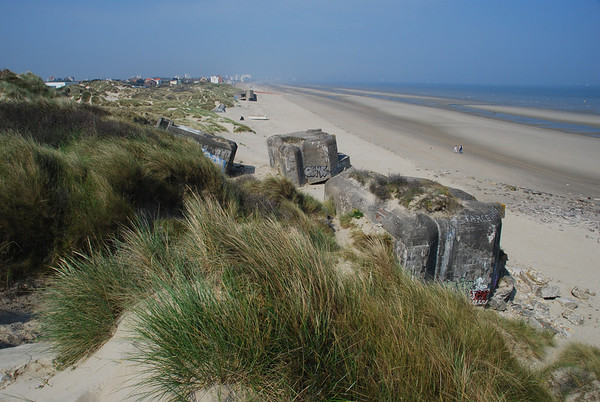 Dunkirk Beach Defences 2010.