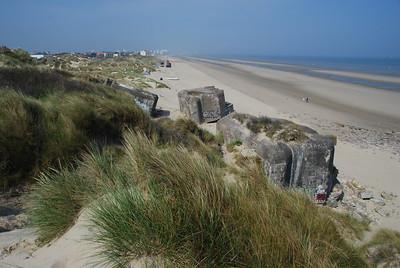 Dunkirk Beach Defences 2010.
