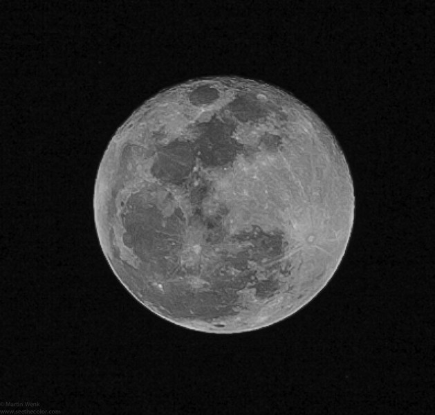 Perigee moon over Bobo Diolassou May 6th, 2012