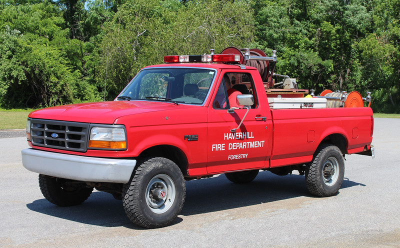 Forestry 1   1995 Ford F-250   125 / 200