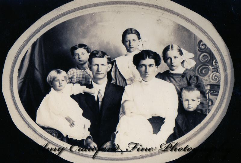 Cosgrove Family 1914