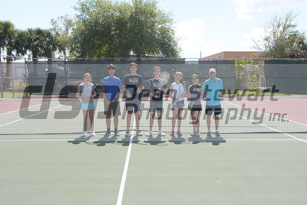 Tennis JV Team