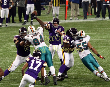 MN Vikings vs Miami Dolphins (Sept 19, 2010)