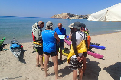 June 4 to 8, 2018 - Around Milos