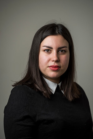 DAVID LIPNOWSKI / WINNIPEG FREE PRESS  Headshot of Jessica Botelho-Urbanski