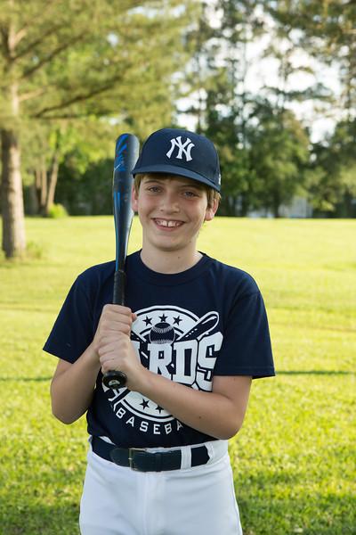 Yankees- Coach Brett Busbin
