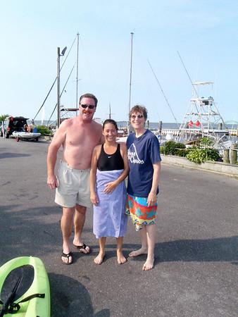 2008 Maggie Fischer Cross Bay Swim
