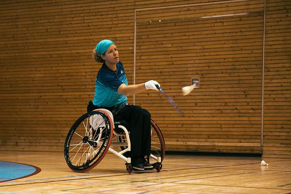 Paralympic BadmintonTeam Nottwil Nov17_All