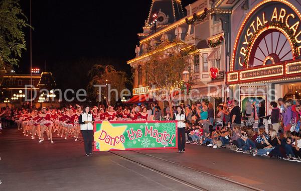Elite Holiday Spectacular 2016 at Disneyland