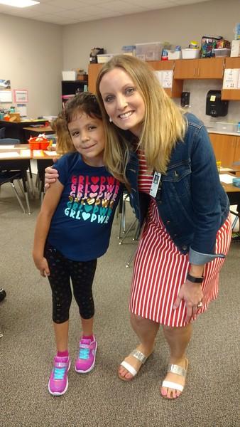 Liv | 1st | Winkley Elementary School