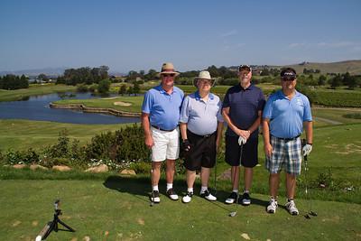 Maxwell Cup Golf Teams