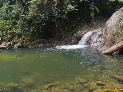 Lata Makau Camping 2D1N & Gn Rajah Recce 2012