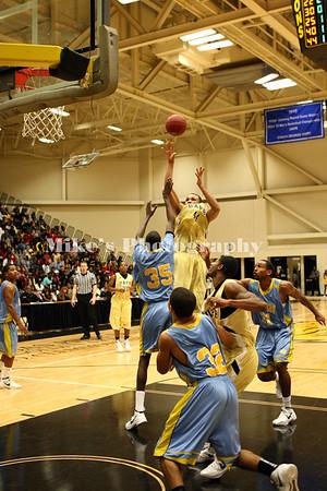 Southern at UAPB Basketball Men 2011