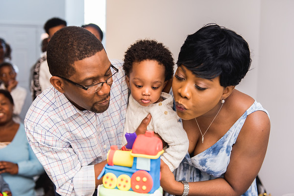 Isaac 1st Bday Party
