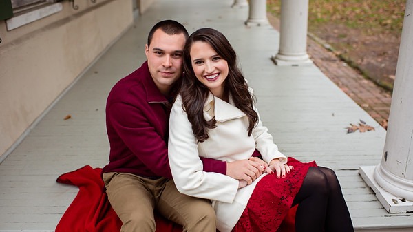 Shannon and Adam - Mini Engagement Session