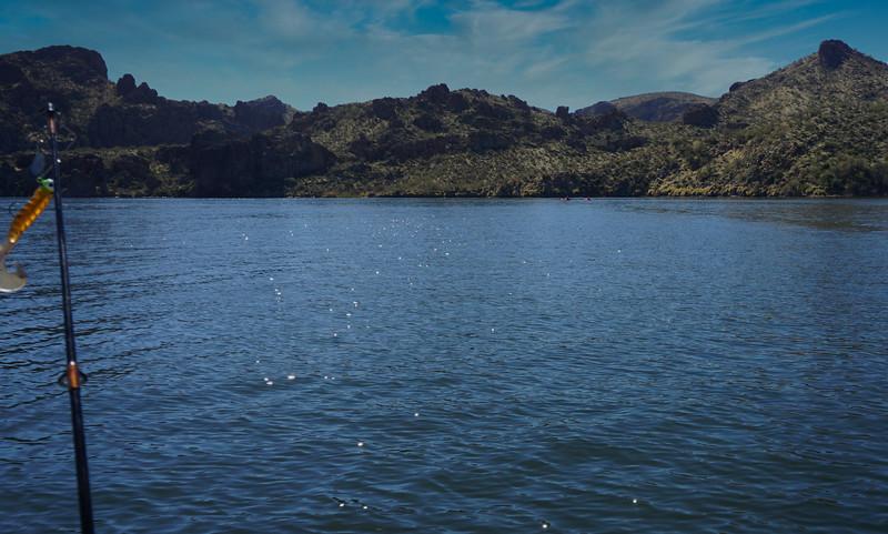 Lake - by Byron