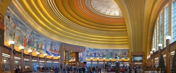 Union Terminal - Cincinnati Museum Center - 27 Nov. '19
