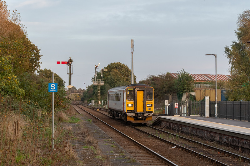 153335, Oulton Broad North
