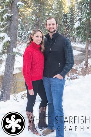 Vail Family Photos - Gore Creek Covered Bridge - Esser