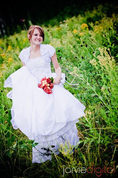 Emily Powell Bridal Shoot