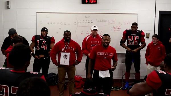 Game 12 Raiders 19-3