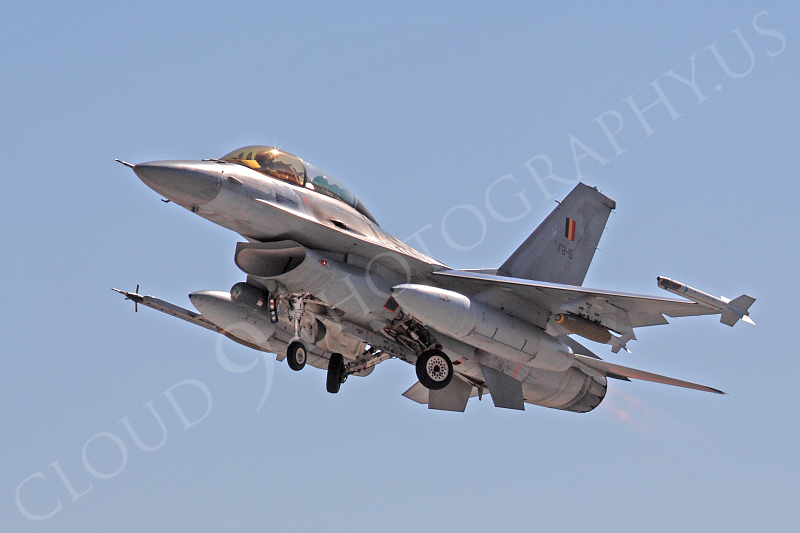 F-16Forg 00310 Lockheed Martin F-16 Fighting Falcon Belgium Air Force by Tim Wagenknecht.JPG