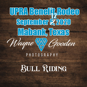Bull Riding UPRA