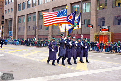 Cleveland's 175th St. Patricks Day Parade