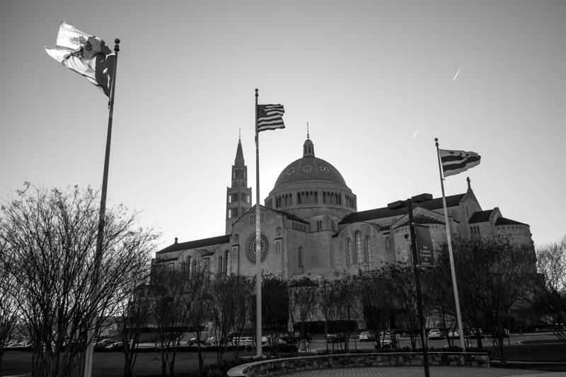 2013-01-19-Basilica-B-n-W