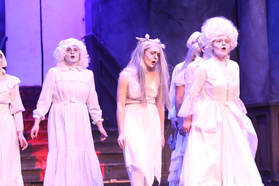 "Musical, ""The Addams Family"""