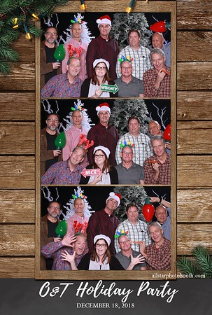 NBCUniversal O&T Holiday Party 2018
