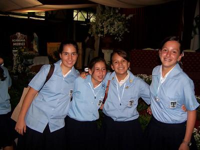 Graduacion 6to 2005