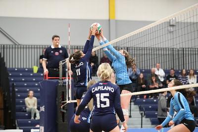 VIU VB vs Capilano (January 4, 2019)